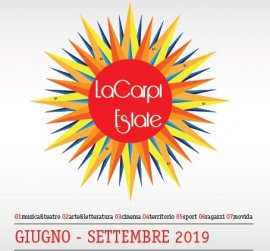 LA CARPI ESTATE 2019
