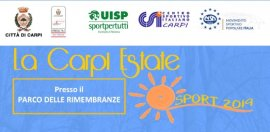 LA CARPI ESTATE SPORT 2019