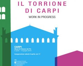 IL TORRIONE DI CARPI: WORK IN PROGRESS